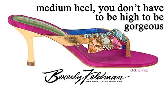Shop gorgeous shoes @Beverly Feldman