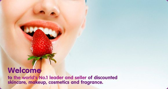 Shop discounted cosmetics @Strawberrynet