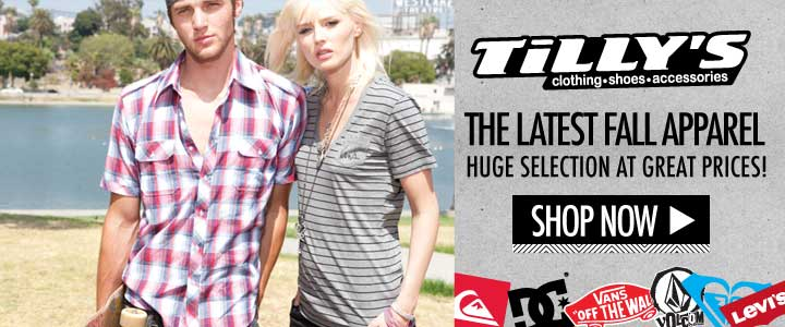 Cyber Monday Deals from Tilly's