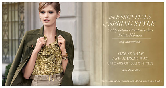 Dress sale – up to 60% OFF selected styles