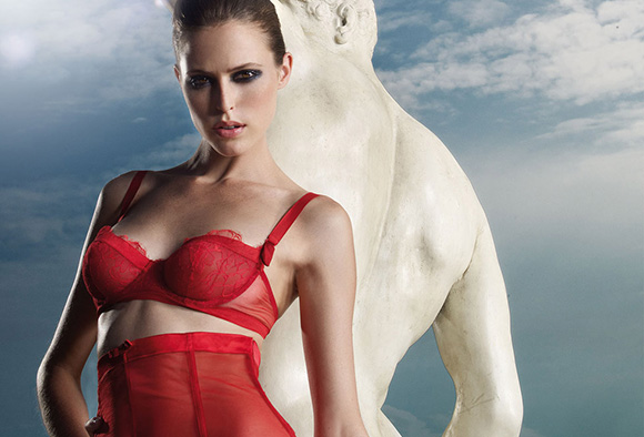 La Perla Lingerie - Ingenue Collection 2011