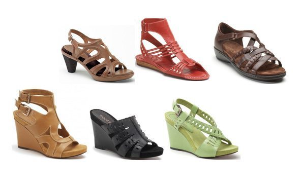 Antia Shoes @ DesignerShoes.com