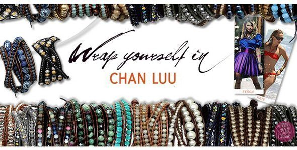 Chan Luu bracelets – now 10% OFF
