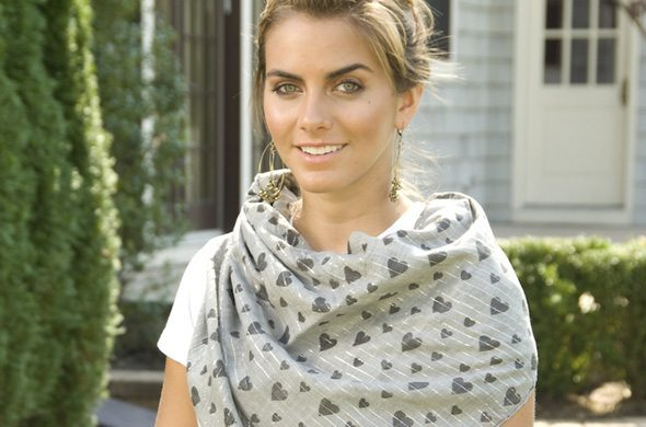 Secret Crush Scarf @ ShopTheLook.net