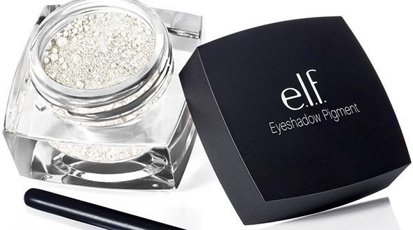 Eyeshadow pigment @ elf