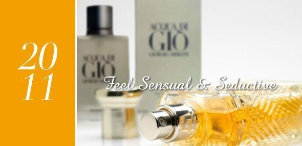 Hot fragrances for summer 2011