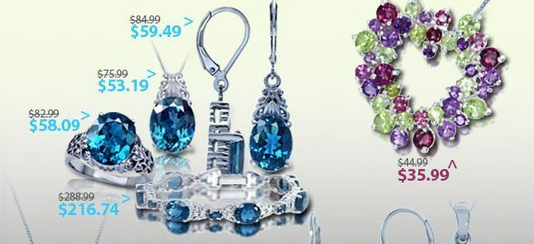 30% OFF premium jewelry collections
