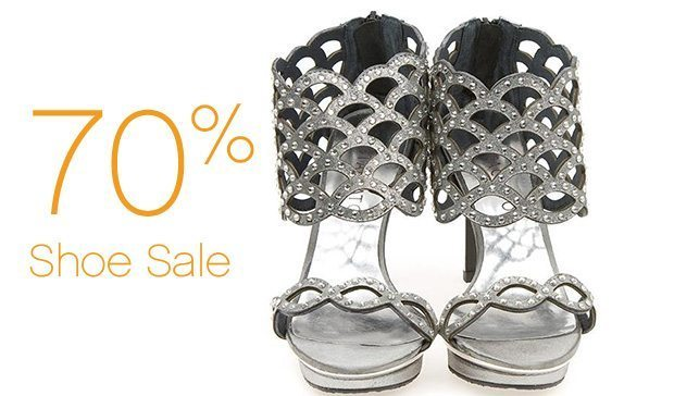 Save 70% on summer 2011 sandals