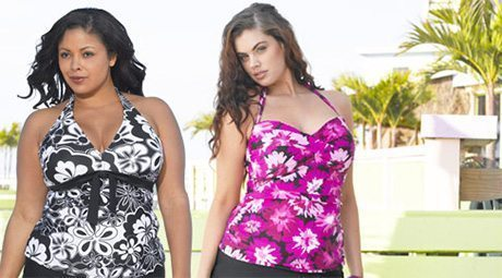 Plus size swimsuits @ swimsuitsforall.com