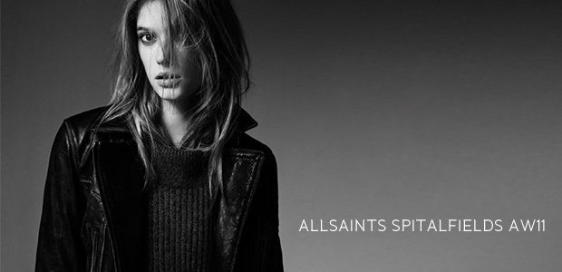 AllSaints Fall/Winter 2011 Collection