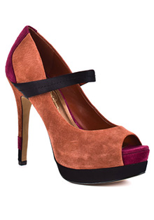 Ely Burnt Sienna Fall 2011 Shoes
