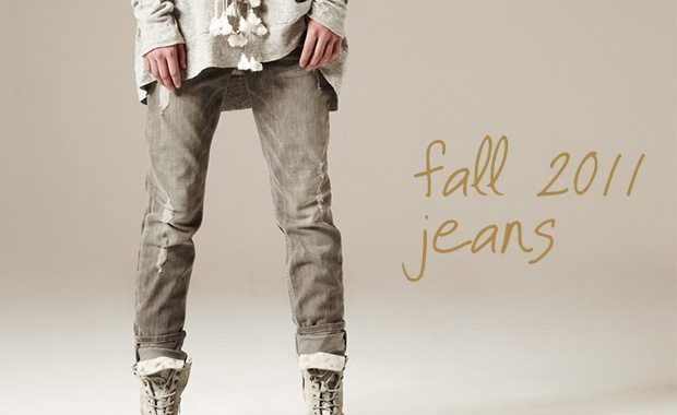 Jeans for Fall 2011