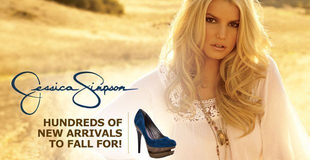 Jessica Simpson Fall 2011 Collection