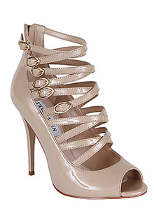 Raige blush pat high strappy