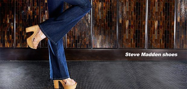 Steve Madden shoes…additional 30% OFF clearance