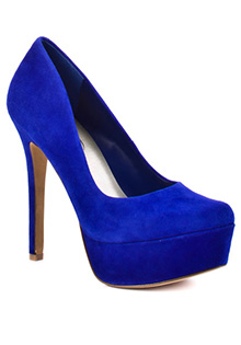 Waleo Blue Violet Fall 2011 Shoes