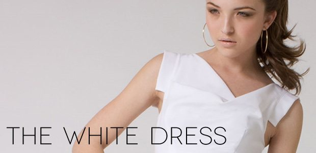 White dresses for summer 2011
