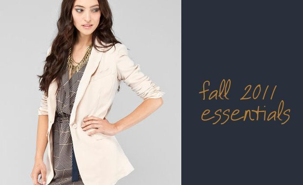 9 essentials for Fall 2011