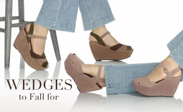 20% OFF must-have shoes for Fall 2011