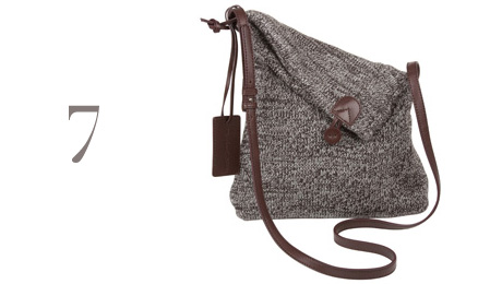 Bags in trends: Michael Stars Knit Bag