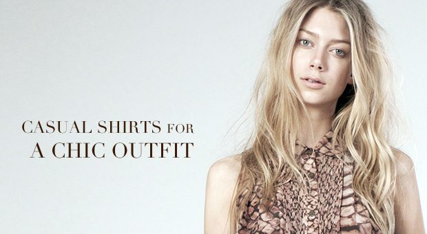 Casual shirts for FALL 2011