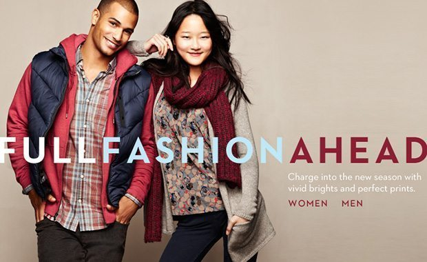 Columbus Day Sale at Gap