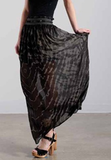 Fron Skirt from Young, Fabulous & Broke