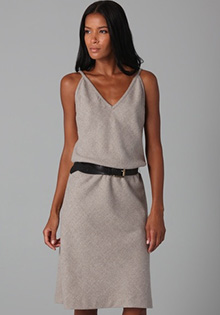 Marisol Wool Dress