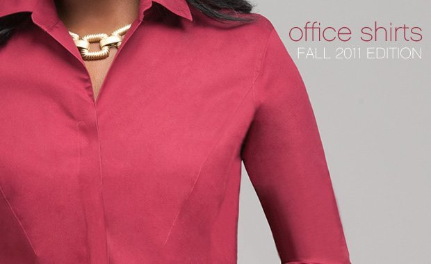The office shirt – elegant & practical