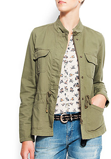 Jackets for fall: Cargo Jacket