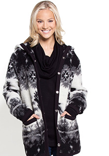 Jackets for fall: Hooded Jacket