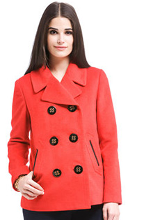 Jackets for fall: Red Jacket