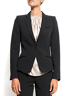 Jackets for fall: Suit jacket