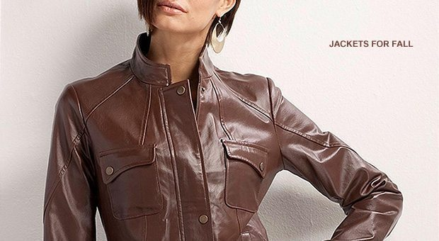 Jackets for fall