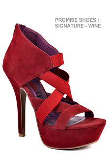 Red Shoes: The Straps