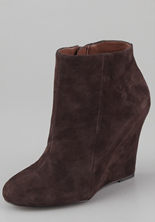 Sam Edelman Wilma Wedge Booties