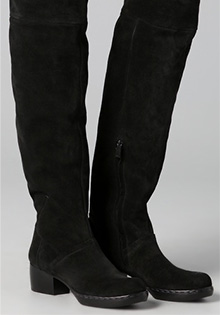 Costume National Over The Knee Boots