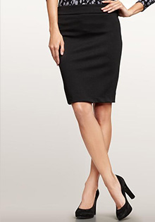Gap Ponte Pencil Skirt