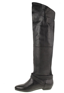 Nostalgia Over The Knee Boots