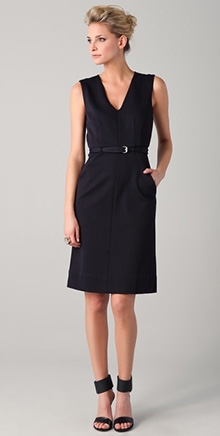 Nula Belted Dress