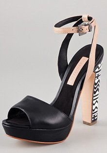 Shoes for Spring 2012: Marcel Mosaic Sandals