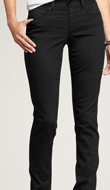 1969 lightweight real straight jeans