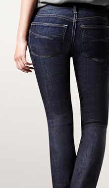 1969 real straight jeans