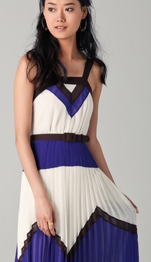 Bari Hostess Dress