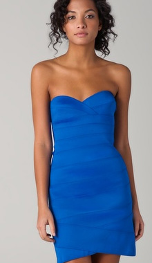 Jemma Strapless Dress