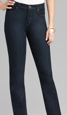 MID-RISE LEXINGTON STRAIGHT LEG JEAN