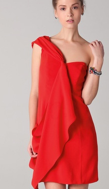 Mackenzie One Shoulder Dress