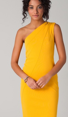 Shayna One Shoulder Dress