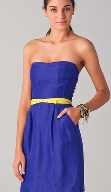 Stunning Strapless Dress