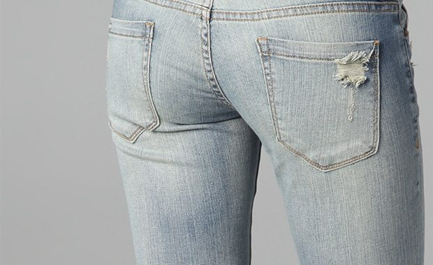 Straight jeans spring 2012